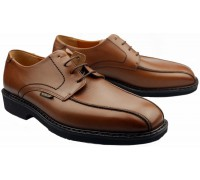 Mephisto GAETAN chestnut brown leather
