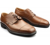 Mephisto GALLO chestnut brown leather