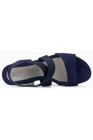 Mephisto GIULIANA Women's Sandal - Indigo Blue