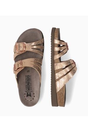 Mephisto HELISA Women Sandal - Bronze