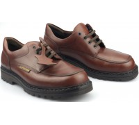 Mephisto HUBERT chestnut brown leather