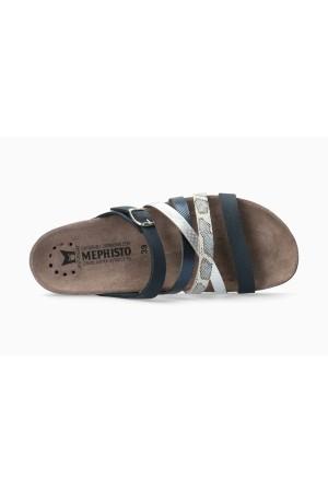 Mephisto HULEDA Women Sandal - Navy Blue