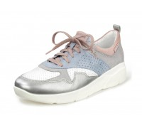 Mobils by Mephisto IMANIE Women Sneakers - Silver