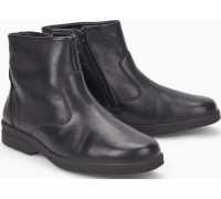 Mephisto JASKO wool lined winter boot men black