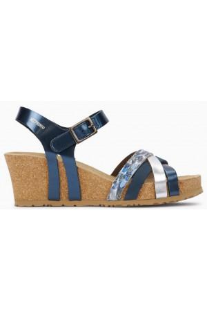 Mephisto LANNY Women Sandal - Blue