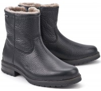 Mephisto LEONARDO Wool Lined mens boot black