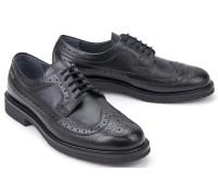 Mephisto MATTHEW Men's Lace-up Shoe - Hand Made - Black