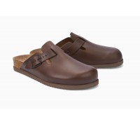 Mephisto NATHAN sandal for men dark brown