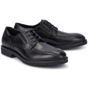 Mephisto NELSON GOODYEAR WELT lace shoe for men -black