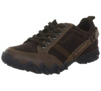 Allrounder by Mephisto NIKA espresso brown suede leather