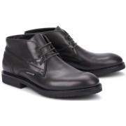Mephisto NOVAK leather handmade GOODYEAR WELT boot for men dark grey