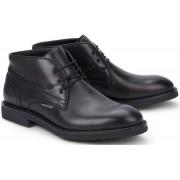 Mephisto NOVAK leather handmade GOODYEAR WELT boots for men black