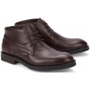 Mephisto NOVAK leather handmade GOODYEAR WELT boots for men dark brown