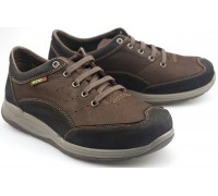 Sano by Mephisto OMEGA black/brown combi nubuck