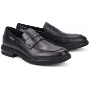 Mephisto ORELIEN leather loafers for men black