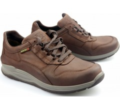 Sano by Mephisto ORYX GRIZZLY dark brown leather