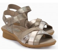 Mephisto POLINA Women's Sandal - Dark Taupe