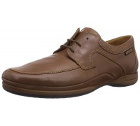 Mephisto RIENZO mens laceshoe chestnut brown