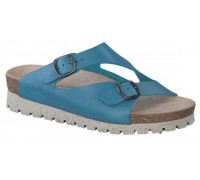 Mobils by Mephisto TASHA Women Sandal - Wide Fit - Turquoise