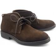 Mephisto TIBERIO dark brown suede leather  GOODYEAR WELT