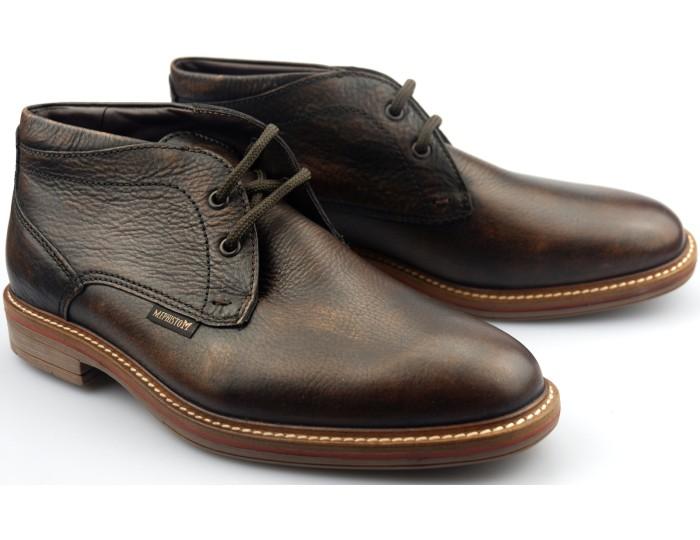 98f15ffc9b14e Mephisto WALFRED dark brown leather