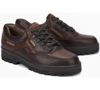 Mephisto BARRACUDA MAMOUTH dark brown leather  (waterproof)