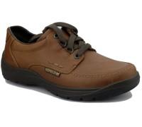 Mephisto BELION men's lace-up shoe - desert brown leather