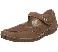 Allrounder by Mephisto DESIRE women's flat shoe - brown nubuck