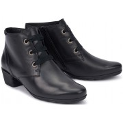 Mephisto ISABELLE Women's Ankle Boot - Black