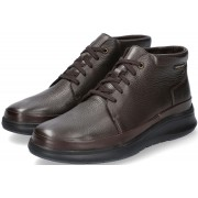 Mephisto JEFFREY men's ankle boot dark brown leather