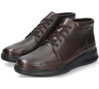 Mephisto JEFFREY men's ankle boot dark brown leather