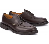 Mephisto MIKE ELCHO lace-up shoes dark brown leather  GOODYEAR WELT