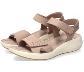 Mephisto TANY women's sandal - light taupe nubuck