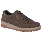 Mephisto PACO dark brown sportbuck laceshoe for men