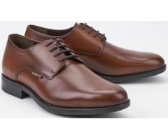 Mephisto COOPER brown leather