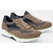 Sano by Mephisto ERIK AIR warm grey leather suede combi