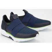 Sano by Mephisto ERWIN AIR navy blue leather stretch