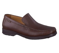 Mephisto HENRI gipsi chestnut brown leather
