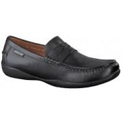 Mephisto IGOR black leather     SLIP-ON