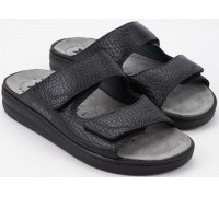 Mobils by Mephisto JAMES wide fit sandal men black