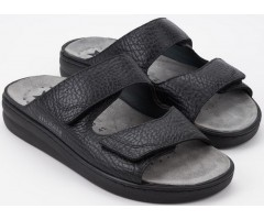 Mobils by Mephisto JAMES black leather