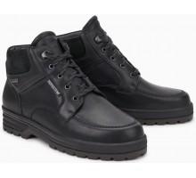 Mephisto JIM-GT black leather   GORE-TEX