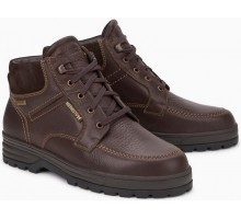 Mephisto JIM-GT chestnut brown leather   GORE-TEX