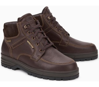 Mephisto JIM-GT chestnut brown leather   GORE-TEX