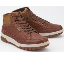 Mephisto ankle boots PADDY hazelnut brown leather