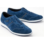 Mephisto VINCENZO mulberry blue suede