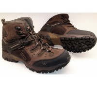Allrounder by Mephisto CHALLENGE waterproof outdoor boot men brown