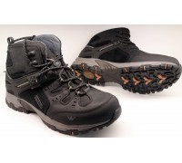 Allrounder by Mephisto CHALLENGE waterproof outdoor boot men black