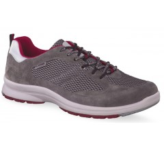 Allrounder by Mephisto CALVARO grey suede and mesh       FREE SHIPPING