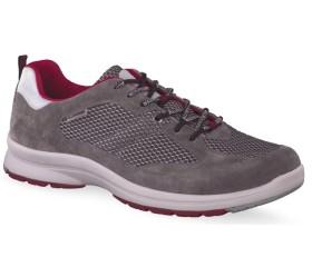Allrounder by Mephisto CALVARO outdoor sneaker men grey